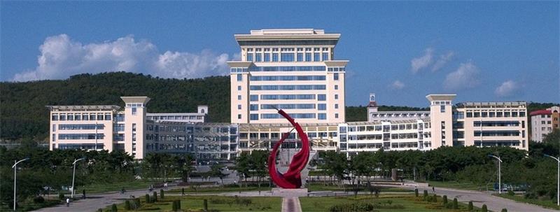 山东大学校景
