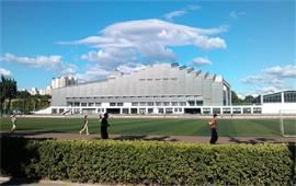 中国农大摔跤馆