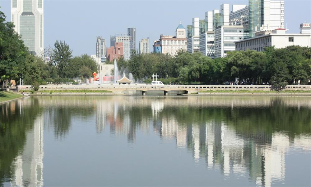 天津大学风景