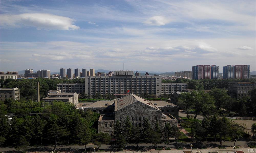 吉林大学校园