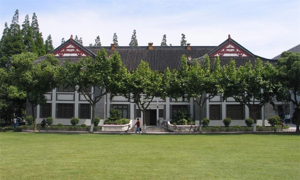 复旦大学景观