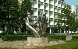 同濟大學景色