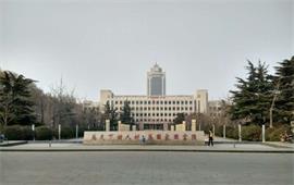 山東大學校景