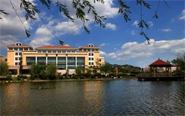 中国海洋大学校景