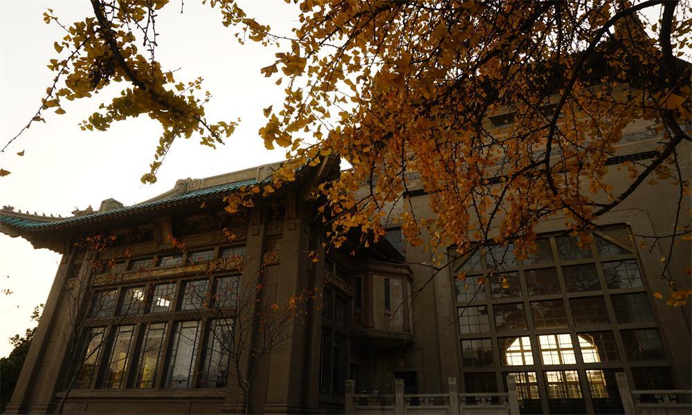 武汉大学校景