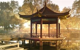 華中大景觀
