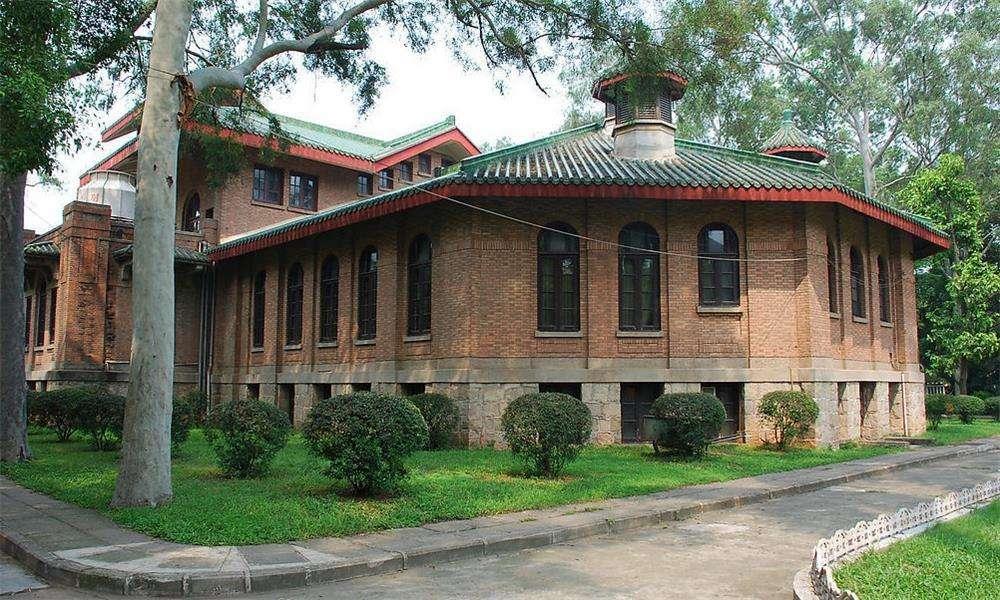 中山大学校景
