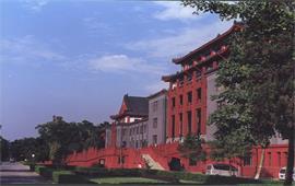 四川大学校景
