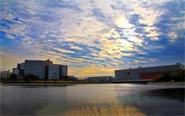 四川大学风光