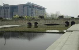 四川大学美景
