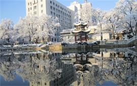 北京交大风景