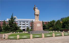 北京交大校园