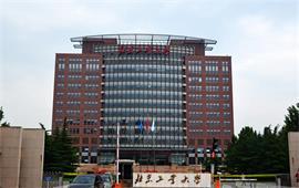 北京工业大学校门