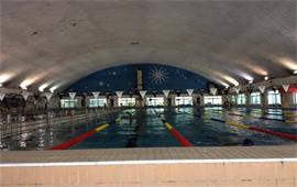 北京工業大學游泳館