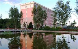 北京化工大學校園風光