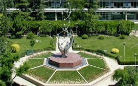 北京化工大學風采校標