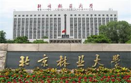 北京林业大学正门