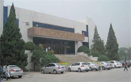 北京林业大学体育馆