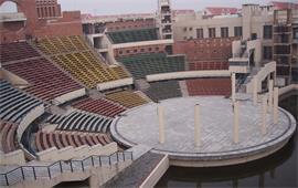 中国传媒大学体育场