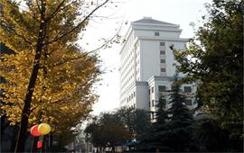 中央财经大学校景