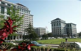 中央財經大學建筑
