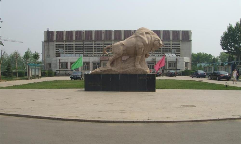 中国政法大学拓荒牛