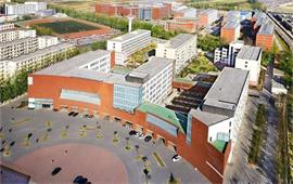 華北電力大學教學樓