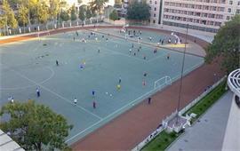华北电力大学足球场