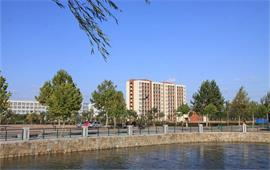 河北工业大学校景色园