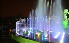 太原理工大学音乐喷泉