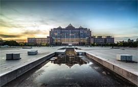 内蒙古大学教学楼
