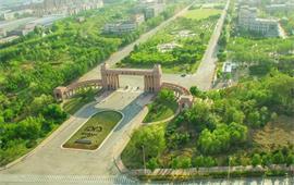 遼寧大學俯瞰圖