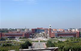 東北師范大學全景