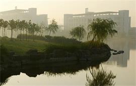 东华大学美景