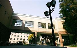 上海財經大學教學樓
