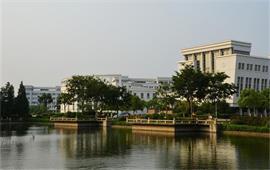 上海大学校景