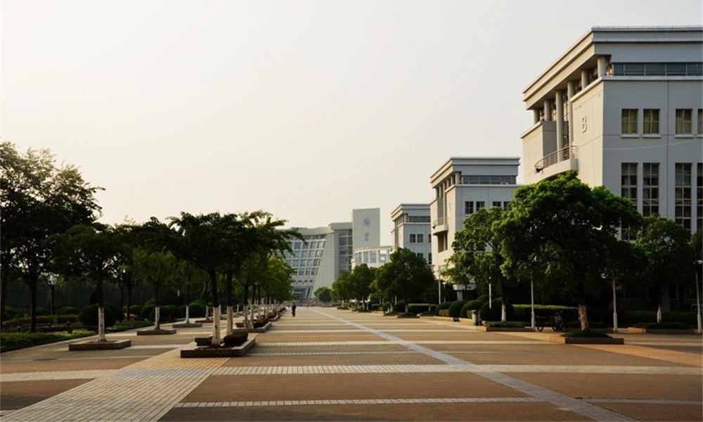 上海大学教学楼