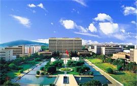 俯瞰中国矿业大学