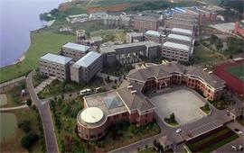 华中农业大学俯瞰