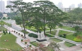 华南师范大学院景