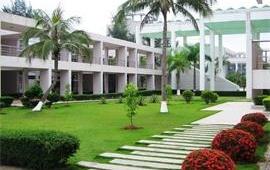 海南大學教學樓內景