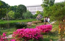 广西大学校园小景