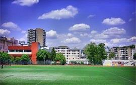四川农业大学运动场
