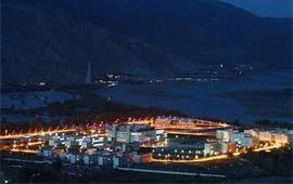 西藏大学夜景
