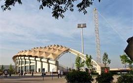 长安大学朝晖体育场