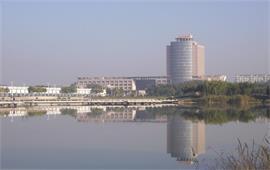 宁夏大学校景