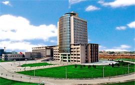 宁夏大学建筑