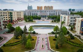 石河子大学世纪广场