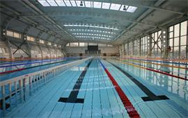 北京工商大学游泳馆