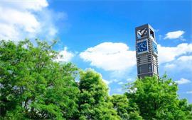 北京工商大学钟楼